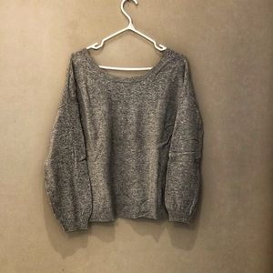 🦊 3 for $25 / Banana Republic Grey sweater